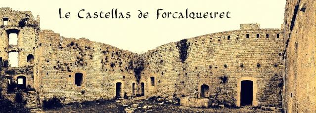 Le Castellas De Forcalqueiret
