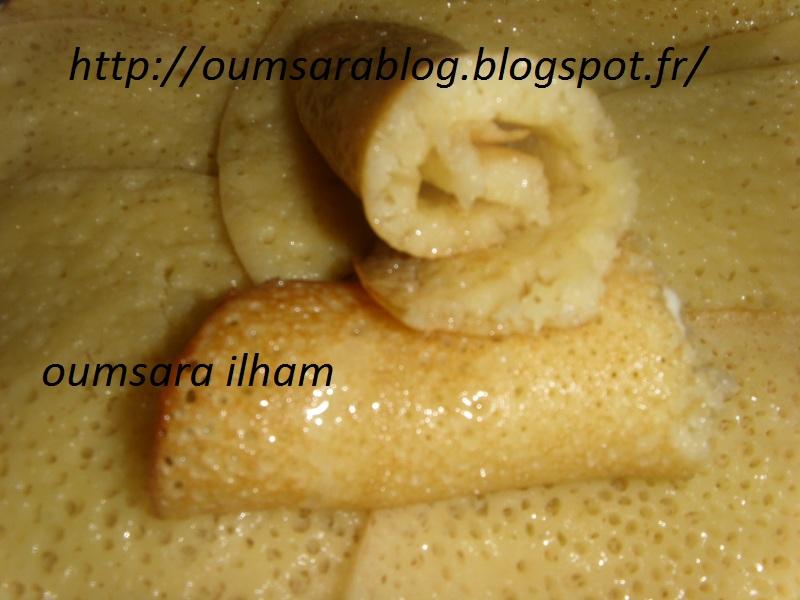 Baghrir ou Beghrir /Pancakes Marocains/Crêpes Marocaines aux mille trous! Baghgr10
