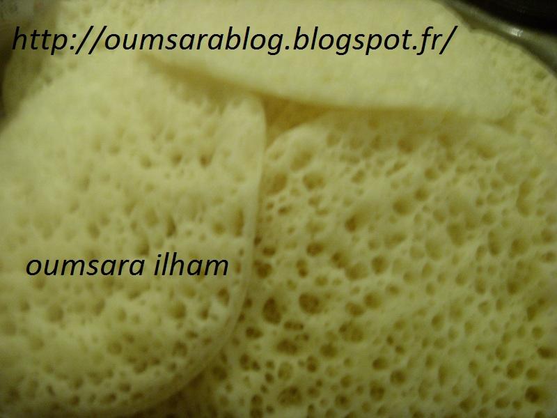 Baghrir ou Beghrir /Pancakes Marocains/Crêpes Marocaines aux mille trous! Baghri10
