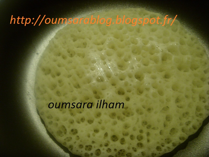 Baghrir ou Beghrir /Pancakes Marocains/Crêpes Marocaines aux mille trous! Bghrir10