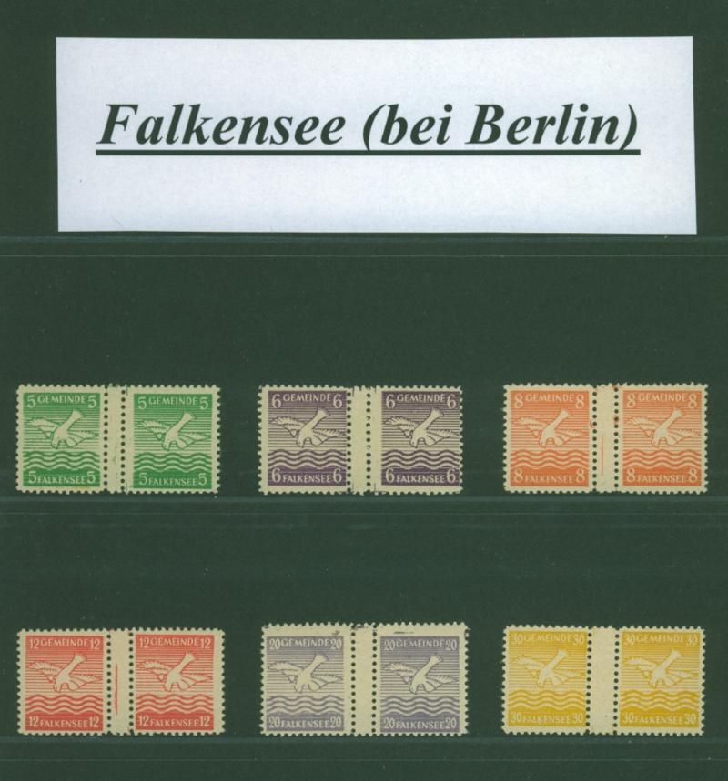Deutsche Lokalausgaben nach 1945 Lokala10