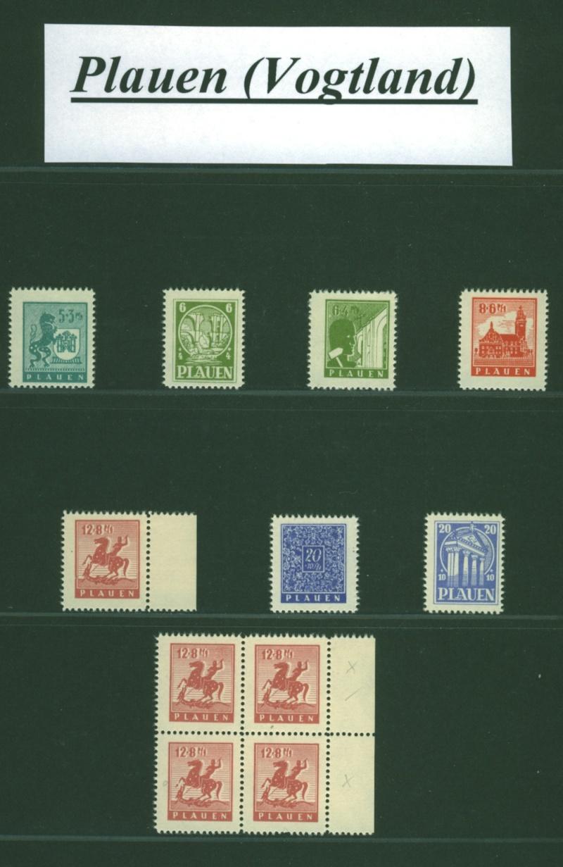 1945 - Deutsche Lokalausgaben nach 1945 Lokala13