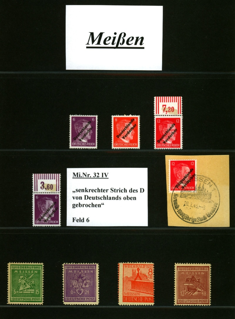 1945 - Deutsche Lokalausgaben nach 1945 Lokala15