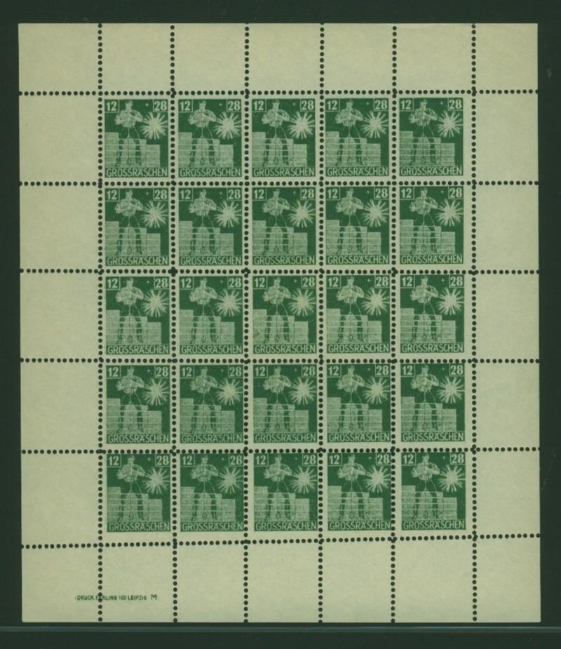 1945 - Deutsche Lokalausgaben nach 1945 Lokala18