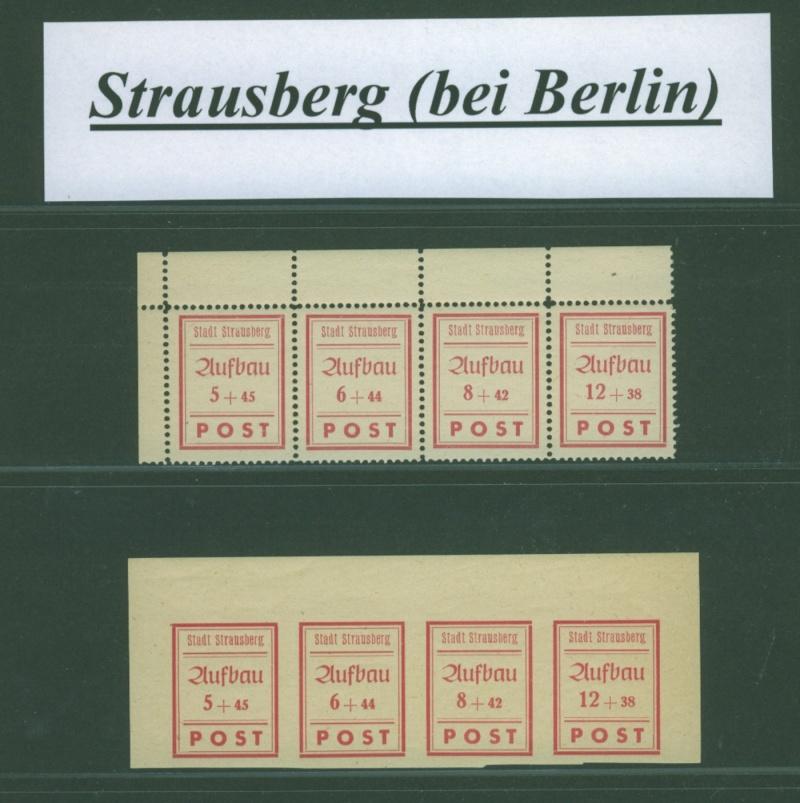 1945 - Deutsche Lokalausgaben nach 1945 Lokala21