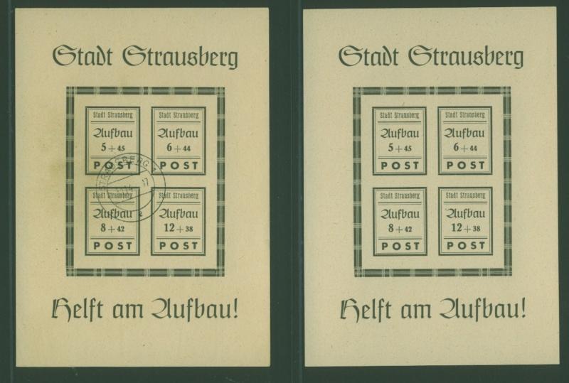 1945 - Deutsche Lokalausgaben nach 1945 Lokala23