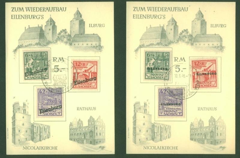 1945 - Deutsche Lokalausgaben nach 1945 Lokala24
