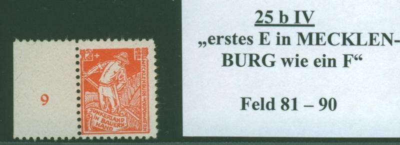 Mecklenburg - Mecklenburg - Vorpommern (OPD Schwerin) -Sowjetische Besatzungszone Meckle14