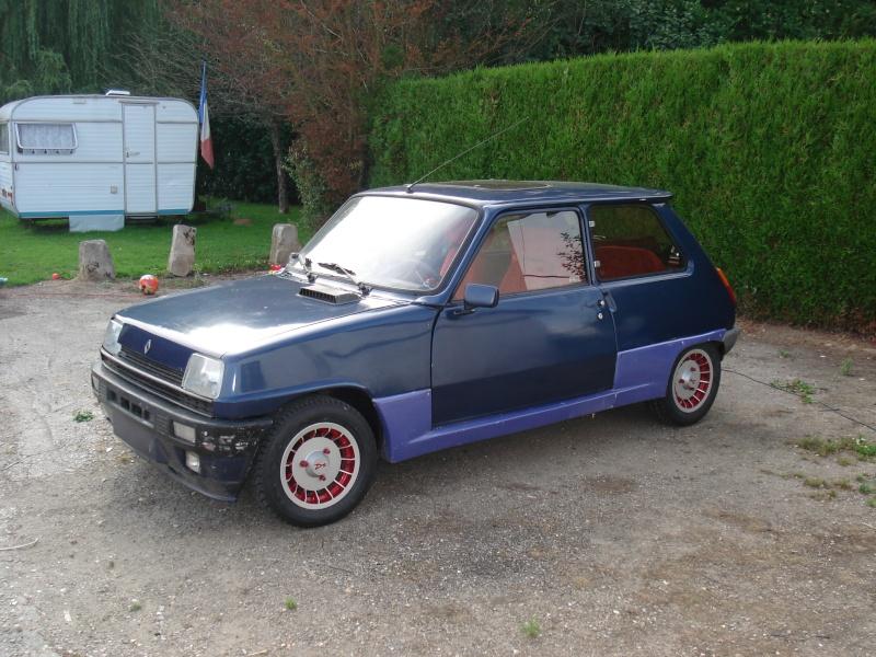 Renault 5 alpine turbo   - Page 3 Photo106