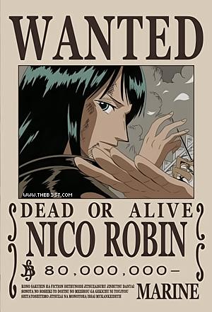 التاريخ قد يتكرر ، لكن الإنسان لا يمكنه العودة للماضي | Nico Robin | تقرير - صفحة 2 Robin_12