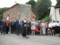 (N°51)Photos de la cérémonie commémorative du 70 eme anniversaire de la libération de la ville de Bar-le-Duc.Photos prise le 31 Août 2014, avec Madame Helen Patton , petite fille du Général Patton.(Photos de René PADER) 10405410