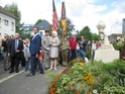 (N°51)Photos de la cérémonie commémorative du 70 eme anniversaire de la libération de la ville de Bar-le-Duc.Photos prise le 31 Août 2014, avec Madame Helen Patton , petite fille du Général Patton.(Photos de René PADER) 10556410
