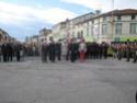 (N°51)Photos de la cérémonie commémorative du 70 eme anniversaire de la libération de la ville de Bar-le-Duc.Photos prise le 31 Août 2014, avec Madame Helen Patton , petite fille du Général Patton.(Photos de René PADER) 10569010