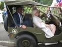 (N°51)Photos de la cérémonie commémorative du 70 eme anniversaire de la libération de la ville de Bar-le-Duc.Photos prise le 31 Août 2014, avec Madame Helen Patton , petite fille du Général Patton.(Photos de René PADER) 10592810