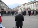 (N°51)Photos de la cérémonie commémorative du 70 eme anniversaire de la libération de la ville de Bar-le-Duc.Photos prise le 31 Août 2014, avec Madame Helen Patton , petite fille du Général Patton.(Photos de René PADER) 10599410