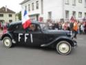 (N°51)Photos de la cérémonie commémorative du 70 eme anniversaire de la libération de la ville de Bar-le-Duc.Photos prise le 31 Août 2014, avec Madame Helen Patton , petite fille du Général Patton.(Photos de René PADER) 10599411