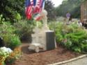 (N°51)Photos de la cérémonie commémorative du 70 eme anniversaire de la libération de la ville de Bar-le-Duc.Photos prise le 31 Août 2014, avec Madame Helen Patton , petite fille du Général Patton.(Photos de René PADER) 10599412