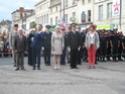 (N°51)Photos de la cérémonie commémorative du 70 eme anniversaire de la libération de la ville de Bar-le-Duc.Photos prise le 31 Août 2014, avec Madame Helen Patton , petite fille du Général Patton.(Photos de René PADER) 10603611