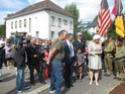 (N°51)Photos de la cérémonie commémorative du 70 eme anniversaire de la libération de la ville de Bar-le-Duc.Photos prise le 31 Août 2014, avec Madame Helen Patton , petite fille du Général Patton.(Photos de René PADER) 10606010