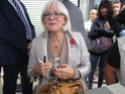 (N°51)Photos de la cérémonie commémorative du 70 eme anniversaire de la libération de la ville de Bar-le-Duc.Photos prise le 31 Août 2014, avec Madame Helen Patton , petite fille du Général Patton.(Photos de René PADER) 10606511