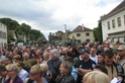 (N°51)Photos de la cérémonie commémorative du 70 eme anniversaire de la libération de la ville de Bar-le-Duc.Photos prise le 31 Août 2014, avec Madame Helen Patton , petite fille du Général Patton.(Photos de René PADER) 10612810