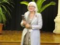 (N°51)Photos de la cérémonie commémorative du 70 eme anniversaire de la libération de la ville de Bar-le-Duc.Photos prise le 31 Août 2014, avec Madame Helen Patton , petite fille du Général Patton.(Photos de René PADER) 10614410