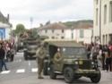 (N°51)Photos de la cérémonie commémorative du 70 eme anniversaire de la libération de la ville de Bar-le-Duc.Photos prise le 31 Août 2014, avec Madame Helen Patton , petite fille du Général Patton.(Photos de René PADER) 10615411