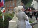 (N°51)Photos de la cérémonie commémorative du 70 eme anniversaire de la libération de la ville de Bar-le-Duc.Photos prise le 31 Août 2014, avec Madame Helen Patton , petite fille du Général Patton.(Photos de René PADER) 10635910