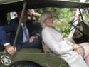 (N°51)Photos de la cérémonie commémorative du 70 eme anniversaire de la libération de la ville de Bar-le-Duc.Photos prise le 31 Août 2014, avec Madame Helen Patton , petite fille du Général Patton.(Photos de René PADER) 10636210
