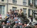 (N°51)Photos de la cérémonie commémorative du 70 eme anniversaire de la libération de la ville de Bar-le-Duc.Photos prise le 31 Août 2014, avec Madame Helen Patton , petite fille du Général Patton.(Photos de René PADER) 10653510