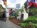 (N°51)Photos de la cérémonie commémorative du 70 eme anniversaire de la libération de la ville de Bar-le-Duc.Photos prise le 31 Août 2014, avec Madame Helen Patton , petite fille du Général Patton.(Photos de René PADER) 10665810