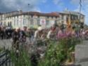(N°51)Photos de la cérémonie commémorative du 70 eme anniversaire de la libération de la ville de Bar-le-Duc.Photos prise le 31 Août 2014, avec Madame Helen Patton , petite fille du Général Patton.(Photos de René PADER) 10671510