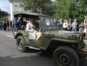 (N°51)Photos de la cérémonie commémorative du 70 eme anniversaire de la libération de la ville de Bar-le-Duc.Photos prise le 31 Août 2014, avec Madame Helen Patton , petite fille du Général Patton.(Photos de René PADER) 93481710