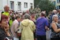 (N°51)Photos de la cérémonie commémorative du 70 eme anniversaire de la libération de la ville de Bar-le-Duc.Photos prise le 31 Août 2014, avec Madame Helen Patton , petite fille du Général Patton.(Photos de René PADER) 98377910