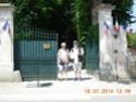 (N°49)Photos du déplacement le 18 juillet 2014 à Colombey-les-deux-Eglises de deux Anciens des Missions Extérieures , Opération Limousin et Opération Manta au Tchad .(Photos de Pierre AMESTOY et de Raphaël ALVAREZ) Photos14