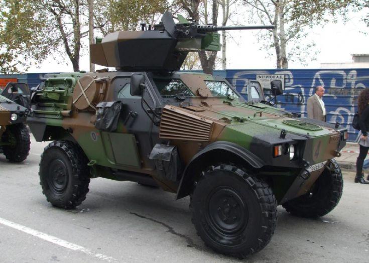 VBL - Véhicule blindé léger.(Source du Ministère des Armées) Vbl_111