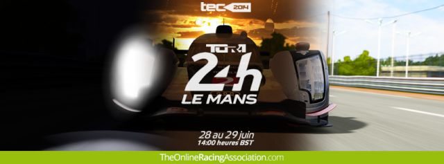 TORA News - Le Mans 24 Hours Preview & Test Day 14099310
