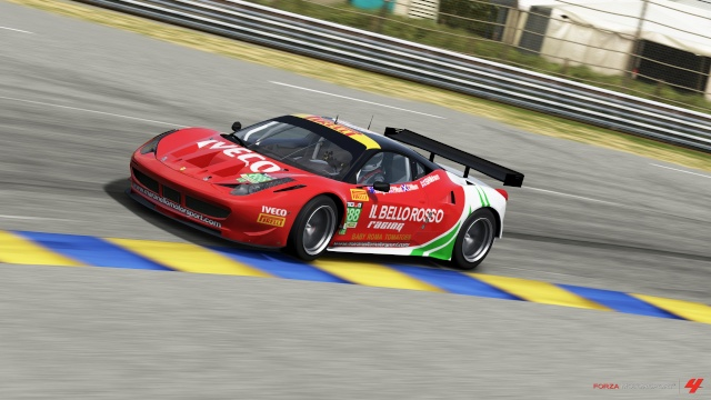 TORA News - Le Mans 24 Hours Preview & Test Day 410