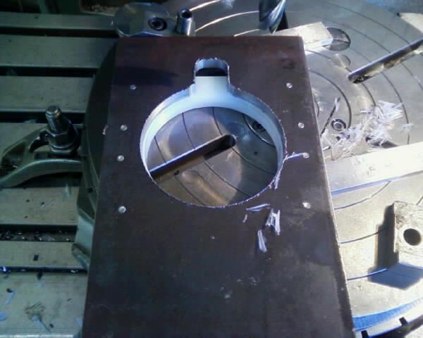 [REALISATION] et conception complète d'une fendeuse hydraulique de 27 Tonnes Photo_10