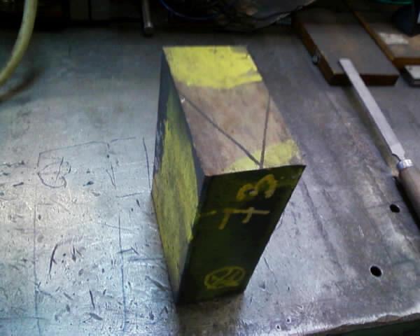 [REALISATION] et conception complète d'une fendeuse hydraulique de 27 Tonnes Photo_13
