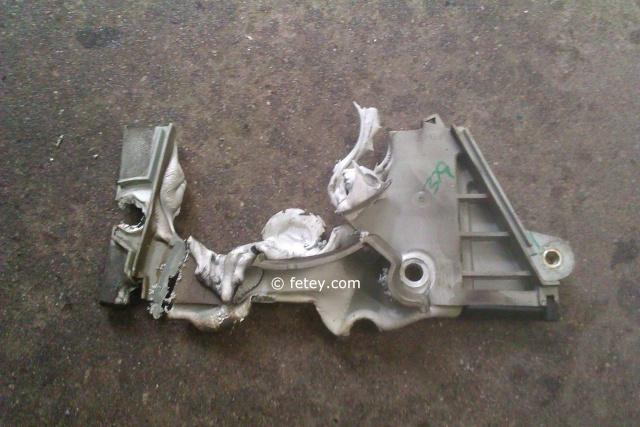 Civic 1999 1.6L P0117 coolant circuit low input 2014-064