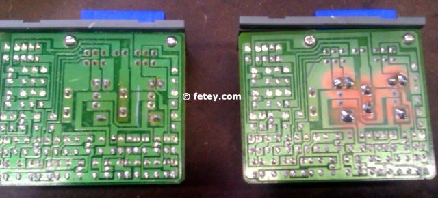 Honda, feux de jour en trouble, réparer votre module 2014-113