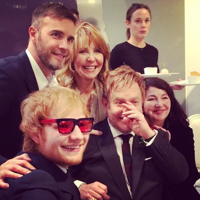 Kate et Elton John Kate_e11