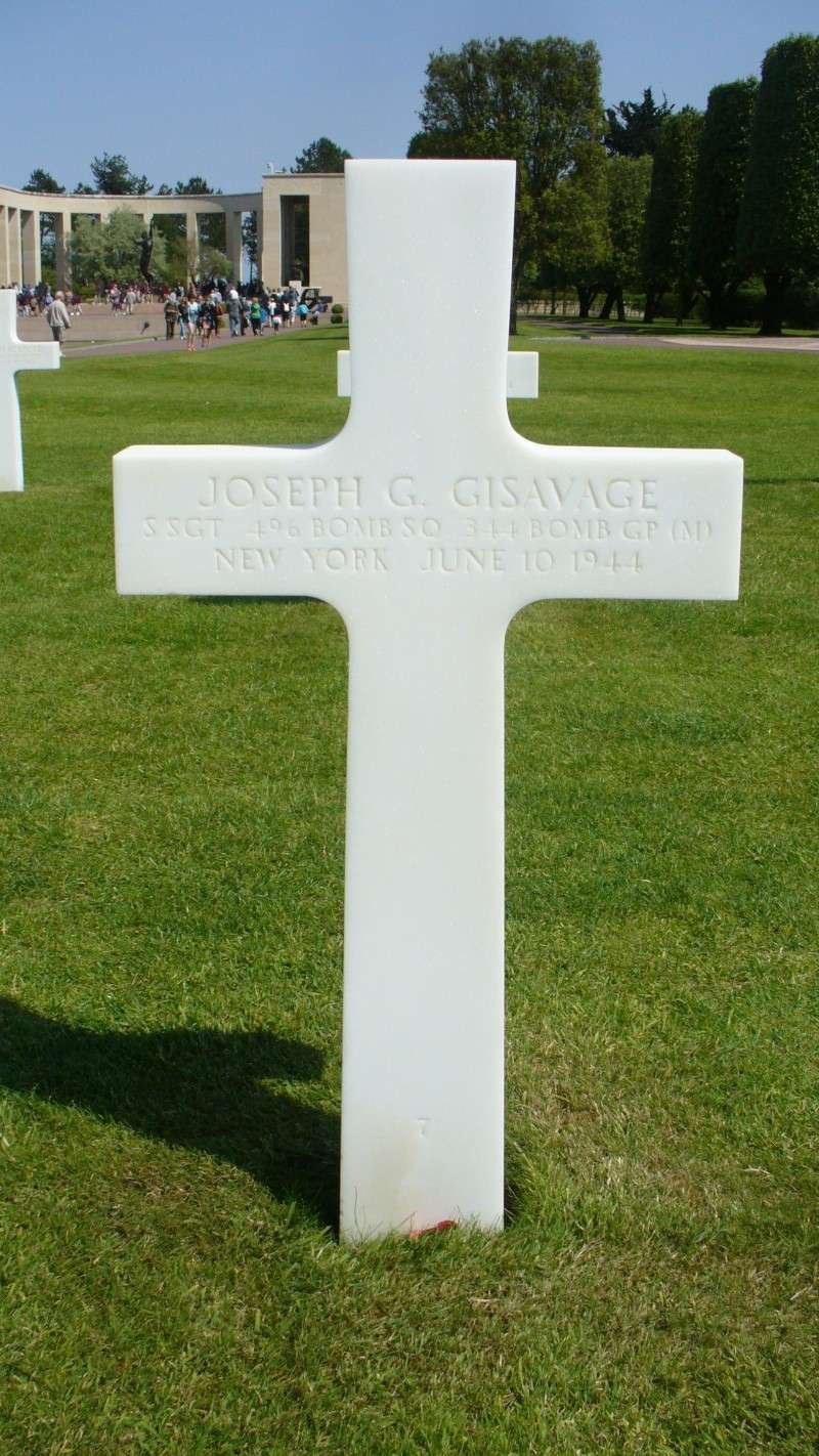 Monument WW2 - Magneville ( Normandie ) P1110930
