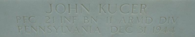 Cimetière Américain d'Epinal. P1140937