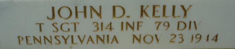 Cimetière Américain d'Epinal. P1150022