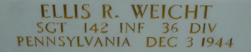 Cimetière Américain d'Epinal. P1150024