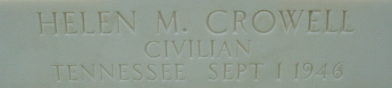 Cimetière Américain d'Epinal. P1150036