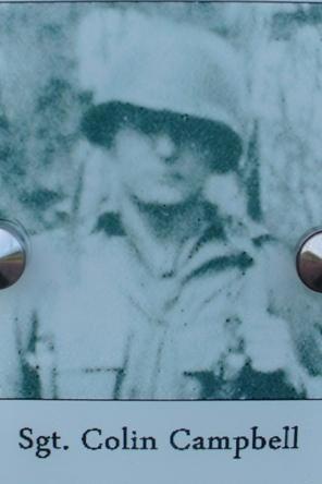 Monument WW2 - Picauville ( Normandie ) P1160132