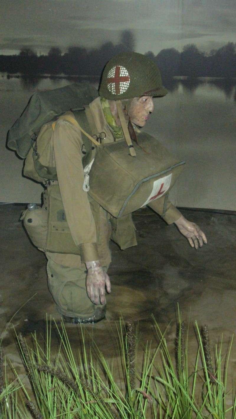 Musée WW2 - Ste Mère Eglise ( Normandie ) P1170416